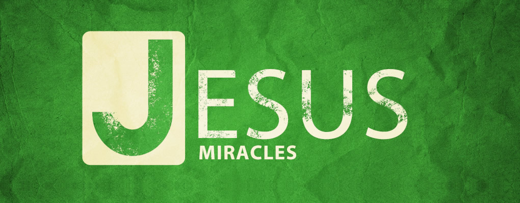 Jesus: Miracles, Healer of Stories