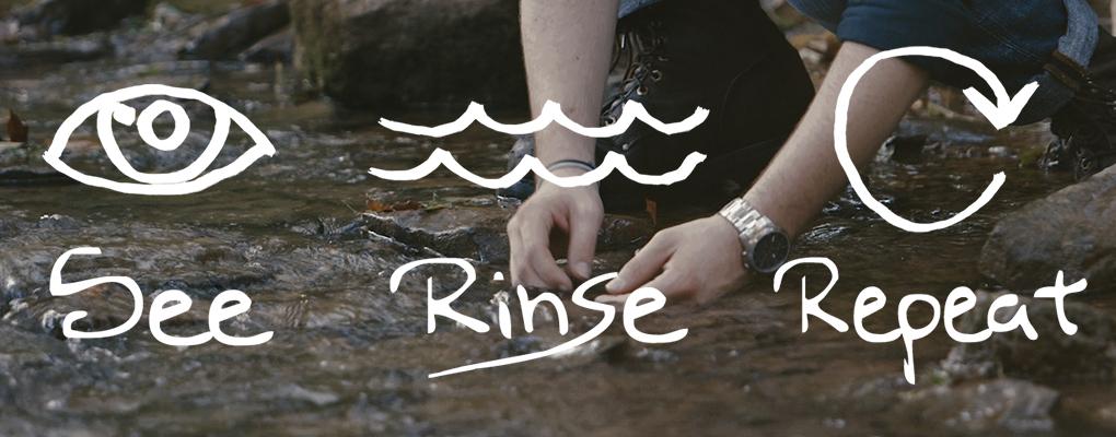 See Rinse Repeat